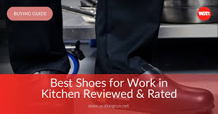 10 Best Kitchen Shoes Reviewed & Rated in 2019   WalkJogRun