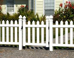 Springfield Picket Fence Vinyl Picket Fence Factory Direct Fast