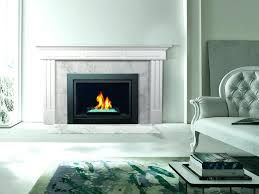 direct vent gas fireplace inserts through wall best vented reviews can you a the roof