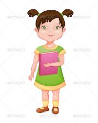 little with book people characters