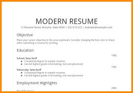 How To Write A Resume For The First Time Amazing 5022 Modest Decoration First Time Job Resume How To Write A Resume For A