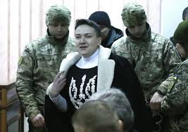 she was ukraine s joan of arc now she s accused of plotting a coup in kiev