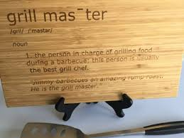 Personalized Grilling Gift The Grillfather Grill Master   Etsy