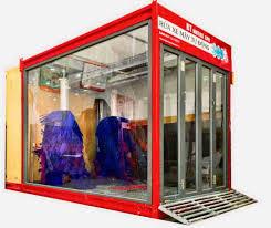 Hệ thống rửa xe máy tự động đầu tiên tại Việt Nam - BT Motor Spa