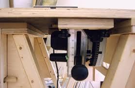 circular saw table mount. circular saw mount table b
