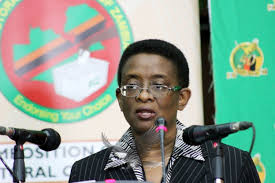 Zambia : Only ECZ will release the final results-Priscilla Isaac