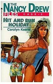 the nancy drew files showcased a more version of the character as seen on the cover of hit and run holiday 1986 here nancy is in swimwear