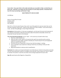 Write A Great Cover Letter Best Business Template Cover Letter