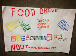 Food Drive Posters Food Drive Posters Magdalene Project Org