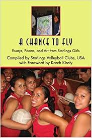 a chance to fly essays poems and art from starlings girls  a chance to fly essays poems and art from starlings girls