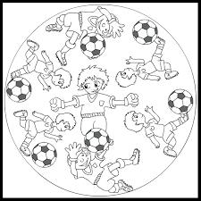 Kleurplatenwereldnl Gratis Sport Kleurplaten Downloaden En