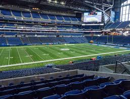 Indianapolis Colts Seating Chart Lucas Oil Stadium Section 216 Seat Views Seatgeek