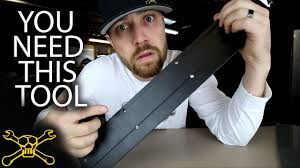 You Need This Tool - Episode 17 | <b>Sheet</b> Metal Folding Tool ...
