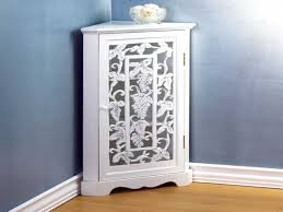 White Corner Bathroom Cabinet Corner Bathroom Storage Furniture Bathroom