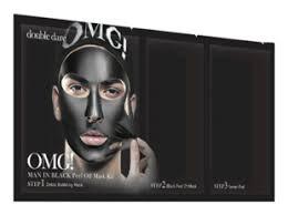 Купить <b>маска для лица трехкомпонентная</b> Man In Black Peel Off ...
