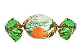 <b>Конфета</b> Королевский <b>абрикос</b> с миндалем в <b>йогуртовой</b> глазури ...
