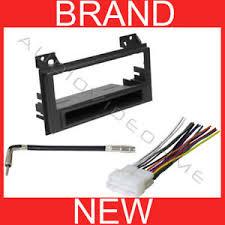 95 97 chevy gmc s10 blazer radio dash install kit wire harness image is loading 95 97 chevy gmc s10 blazer radio dash