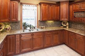 Chocolate Glaze Kitchen Cabinets Chery With A Dark Glaze Kitchen Cabinets Detroit Mi Cabinets