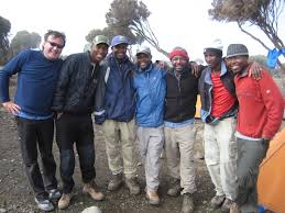 kilimanjaro tanzania africa summit of everest the next morning we left shira camp for the hike up to lava tower camp d after a significant outcropping of lava i know shocking right the elevation