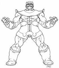 19 Best Lineart Thanos Images Comic Art Comic Books Art Marvel