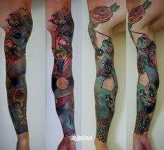 инь и ян значение татуировок в россии Rustattooru
