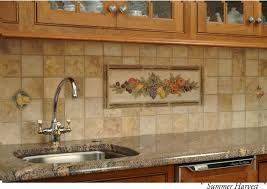 Accent Tiles For Kitchen Amazing Kitchen Backsplash Tile Accent Tiles Inserted Into X