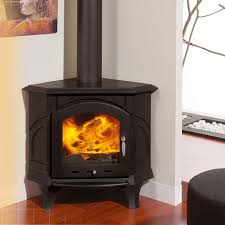 Corner Wood Stove On Pinterest Wood Stove Hearth Pellet Stove Corner Wood  Burning Fireplace