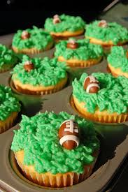 Super Bowl Cupcake Decorating Ideas Superbowl cupcake ideas 60 Decorating ideas for your Superbowl 2