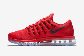 nike running shoes 2016 air max. air max 2016 nike men running shoes red black l