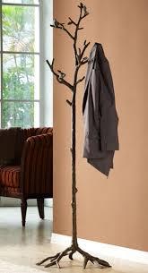 Furniture: Lovebird Branch Coat Rack - Branch Coat Racks