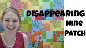 Easy Disappearing Nine Patch Quilt Tutorial - Free Quilt Pattern ... & Easy Disappearing Nine Patch Quilt Tutorial - Free Quilt Pattern by Leah Day Adamdwight.com