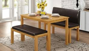 table picture bench chairs extendable rectangular room oak white dining beecher and farm chairsand farmhouse kitchen