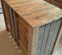 diy kitchen island bar. Delighful Kitchen How To Build A Kitchen Island Make Pallet For Less  Than Dollars Diy Bar In