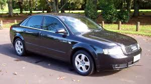 black audi a4 2004. 2004 audi a4 black with sedan cash4carscash4cars sold youtube