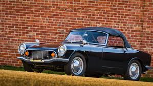 For Sale: Mint Honda S600 With 40,000 Miles - The Drive