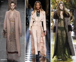 fall winter 2016 2017 fashion trends long coats
