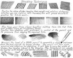 shading techniques for pencil drawing 25 trending pencil shading