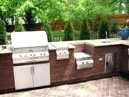 stirring outdoor bar sink stainless steel cabinets kitchen