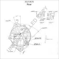 Attractive wiring prestolite diagram alternator 6222y photo