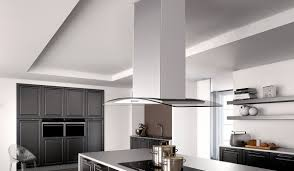 Exhaust Chimney Design Fabers One Piece Construction Chimney Faber Range Hoods