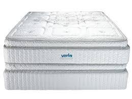 v11 Pillow Top Twin Mattress Double Sided Verlo Mattress