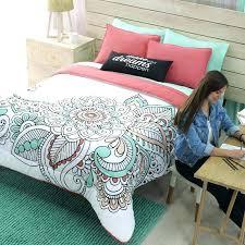 girly bedding sets teen bedding set mandala comforter set reversible to pink guarantee teen bedding sets kid bedding sets canada