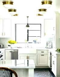 kitchen light above sink kitchen lighting above sink new pendant light above sink over love the