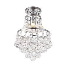 elegant chrome flush mount ceiling light fresh flush mount crystal chandelier lighting with 42 pendant 8 w and lovely chrome flush mount ceiling light