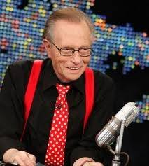 「Larry King with suspenders」の画像検索結果