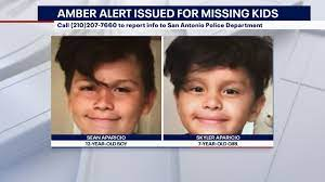 AMBER Alert issued for 12-year-old, 7 ...