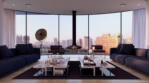 inspiring office decor. Winning Luxurious Inspiring Penthouses Decor For Home Office Decoration O
