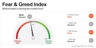 Introducing The Crypto Fear Greed Index Ledger Capital