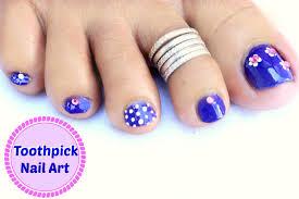 50+ Best Toe Nail Art Design Ideas For Girls