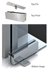 frameless glass doors opening both ways